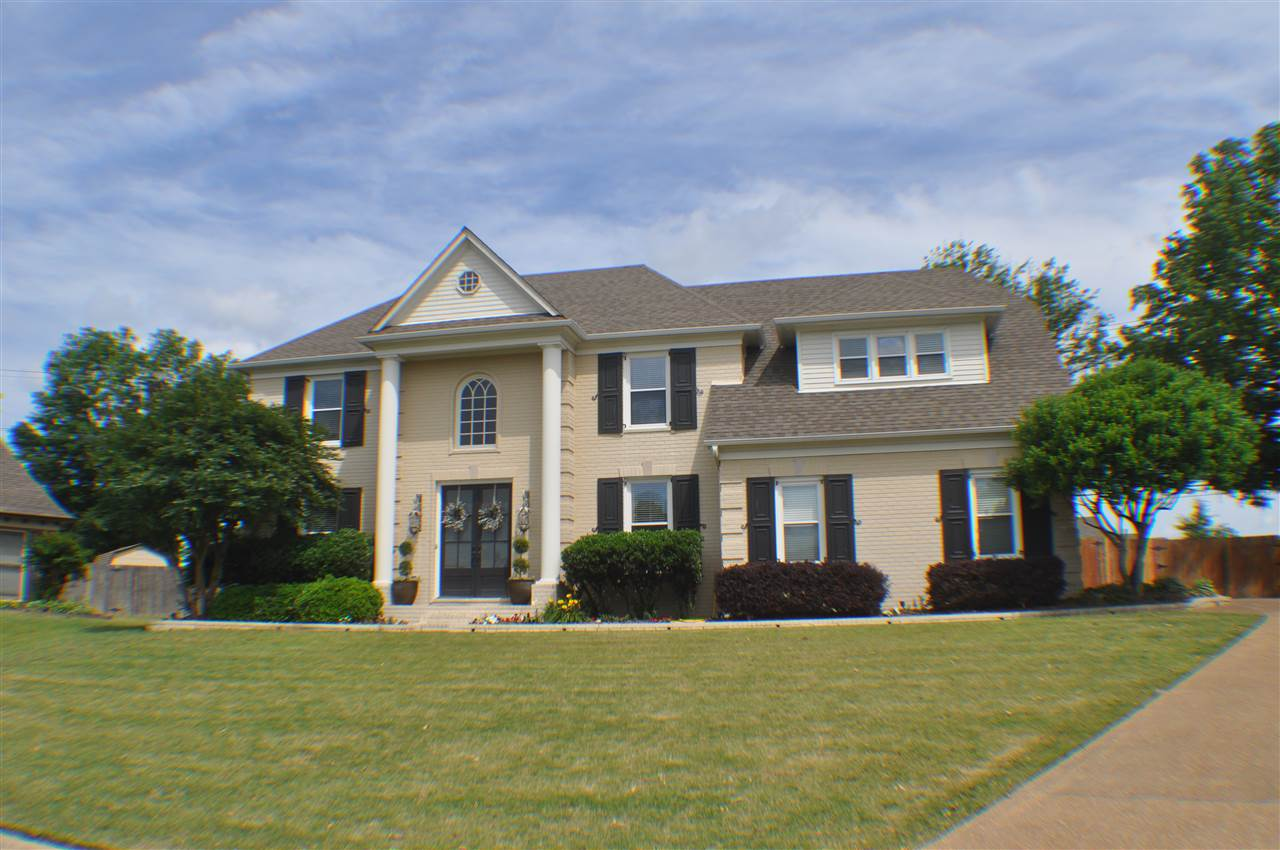 676 Brookmere Dr Collierville, TN 38017 - MLS #: 10002581